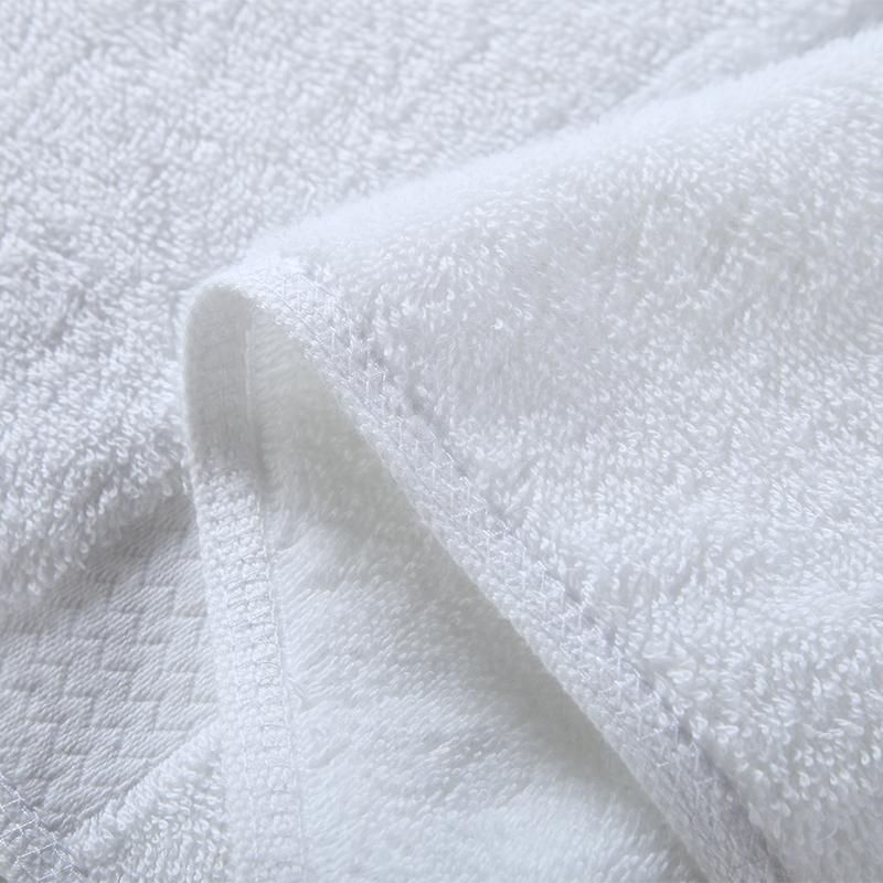 五星级酒店同款加大加厚柔软面巾2条装   D010218303002509